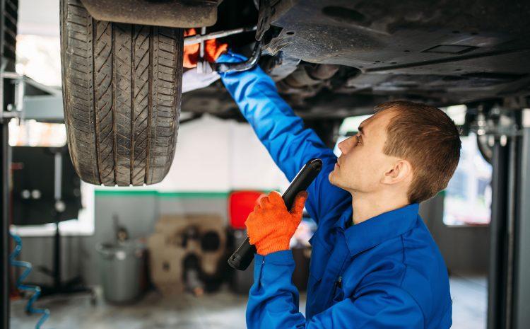 Hibafeltárás, autójavítás